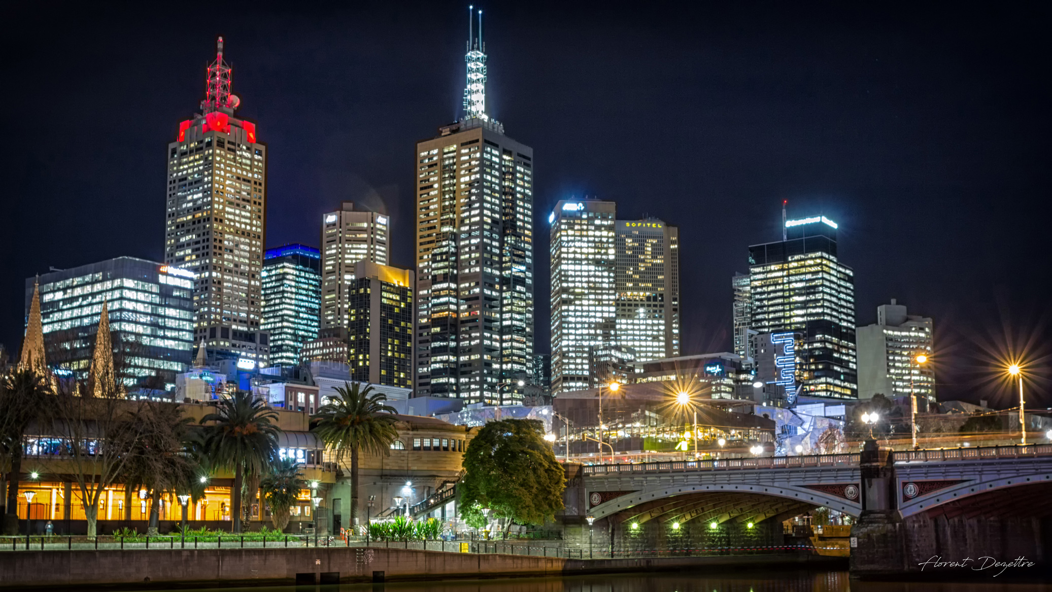 Melbourne-Night