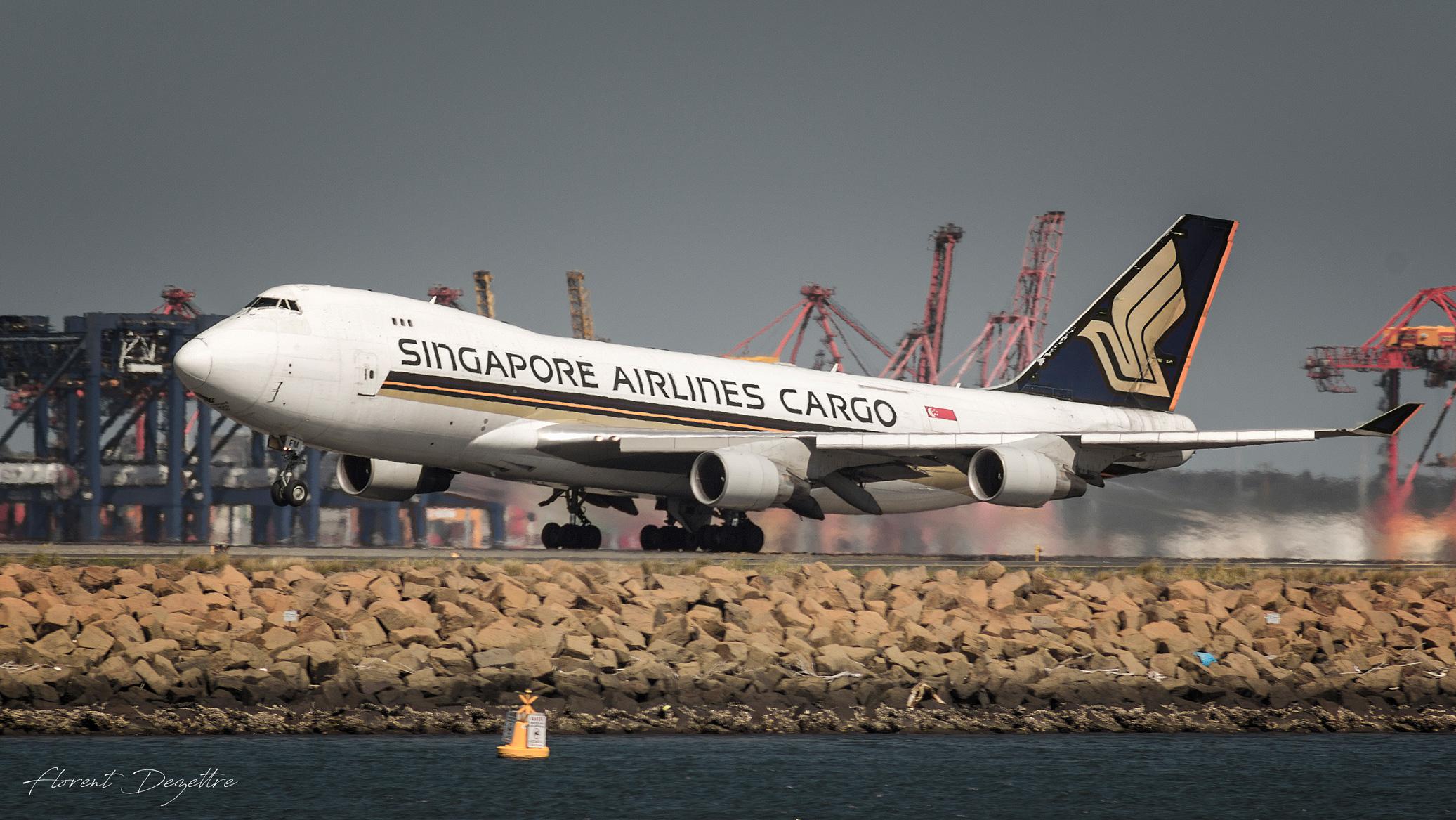 Cargo-Rotation
