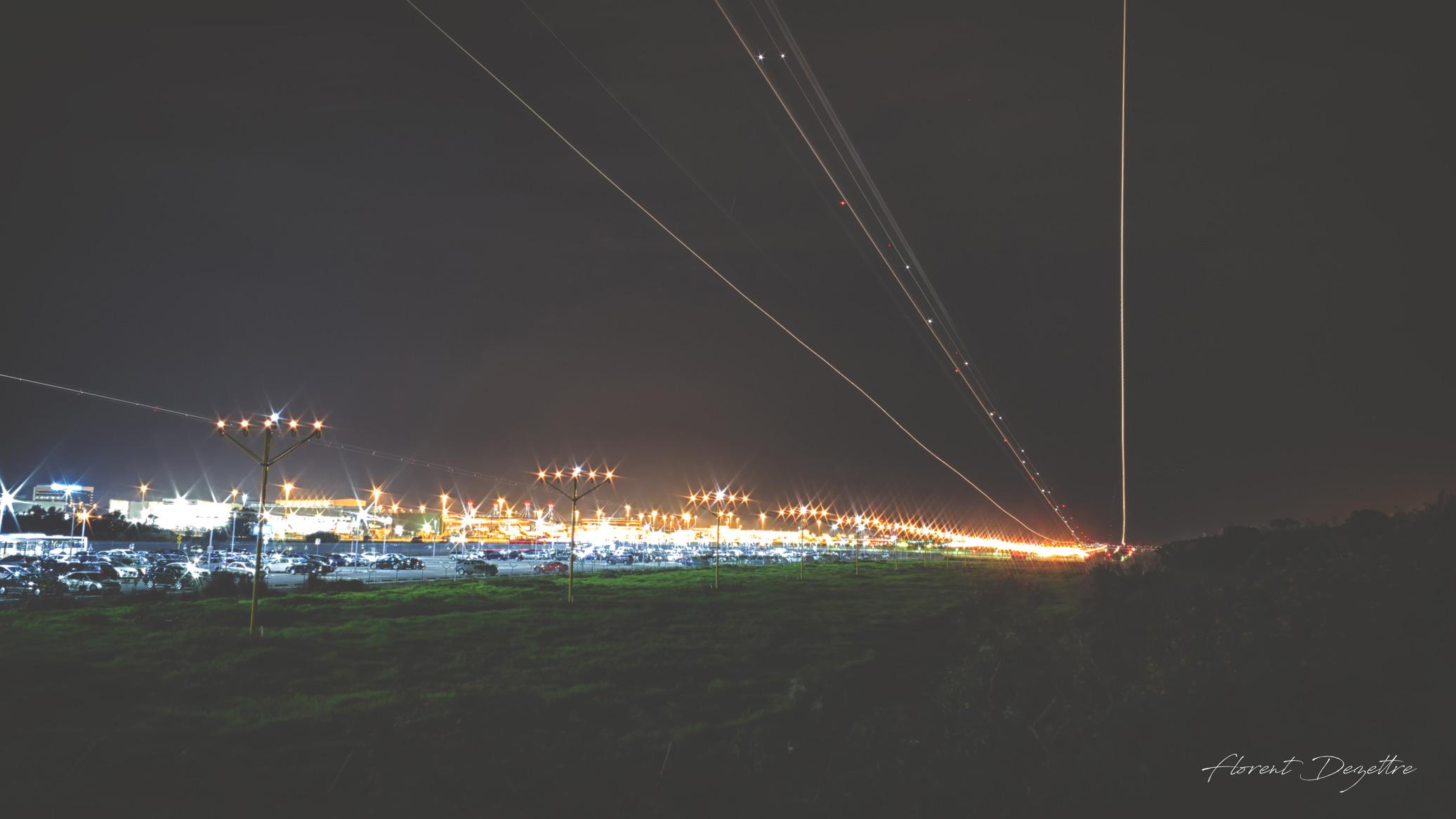 Plane-Trails