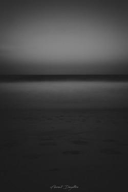Depressed-Beach