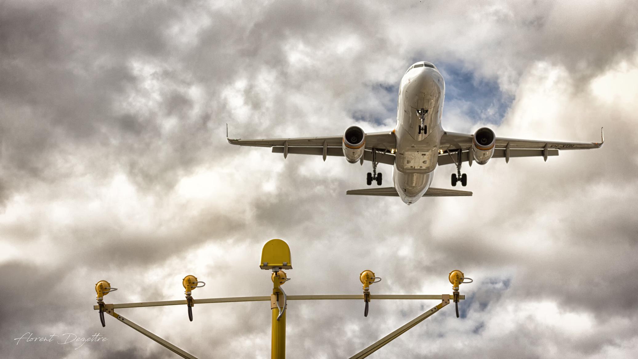 Asymetrical-Landing