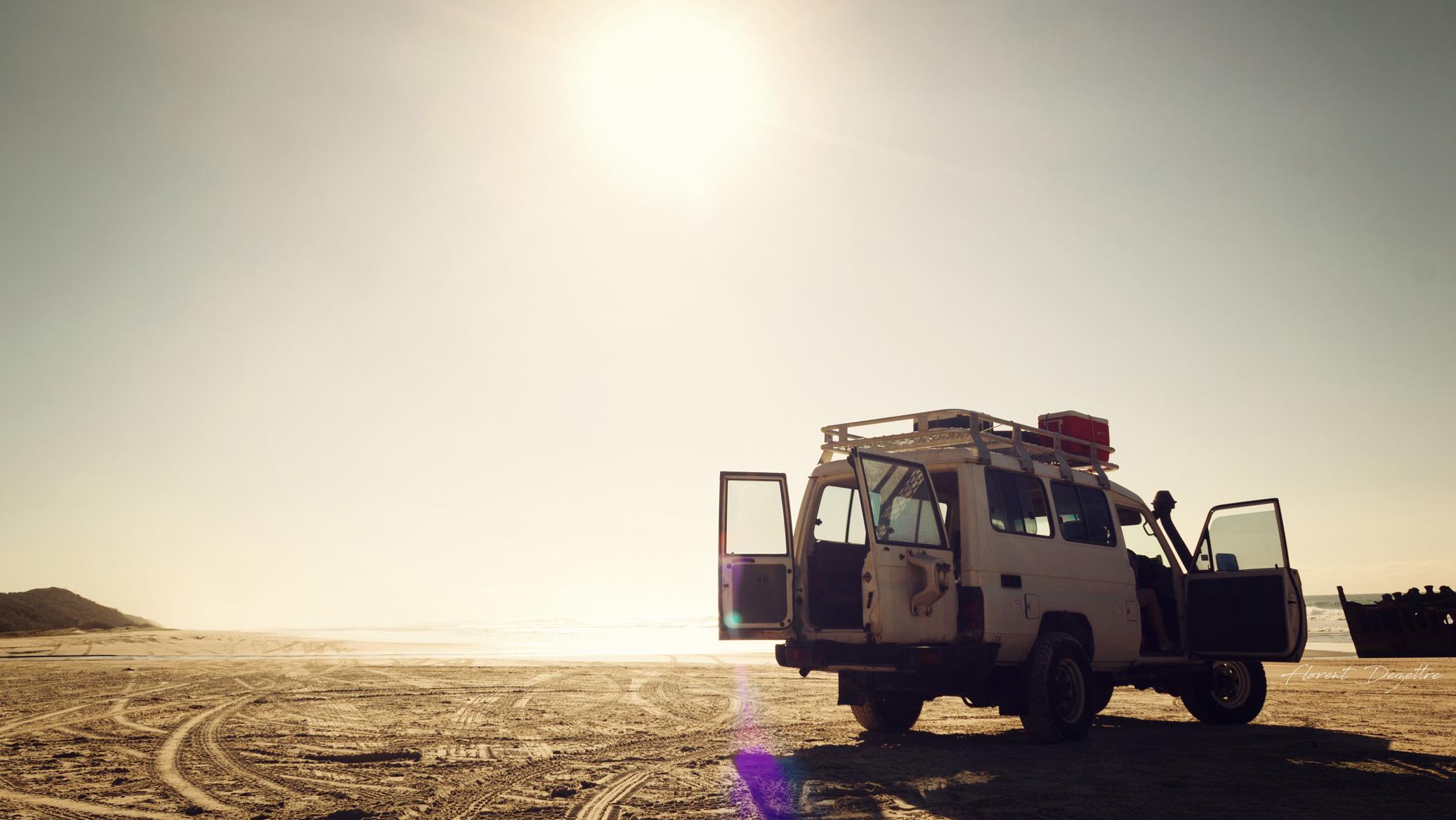 Beach-Ride