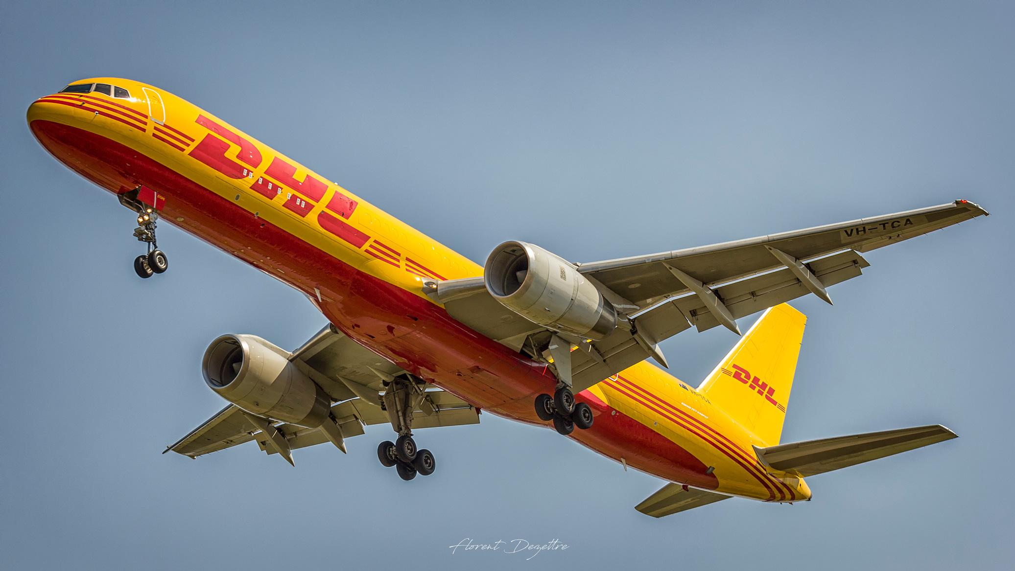 DHL-757