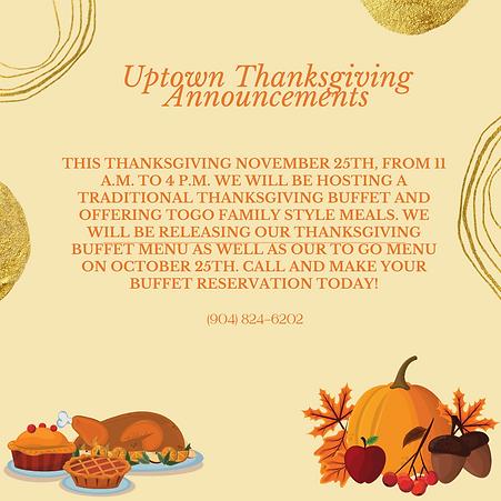 Yellow Gold Elegant Gold Foil Thanksgiving Instagram Post Food.png