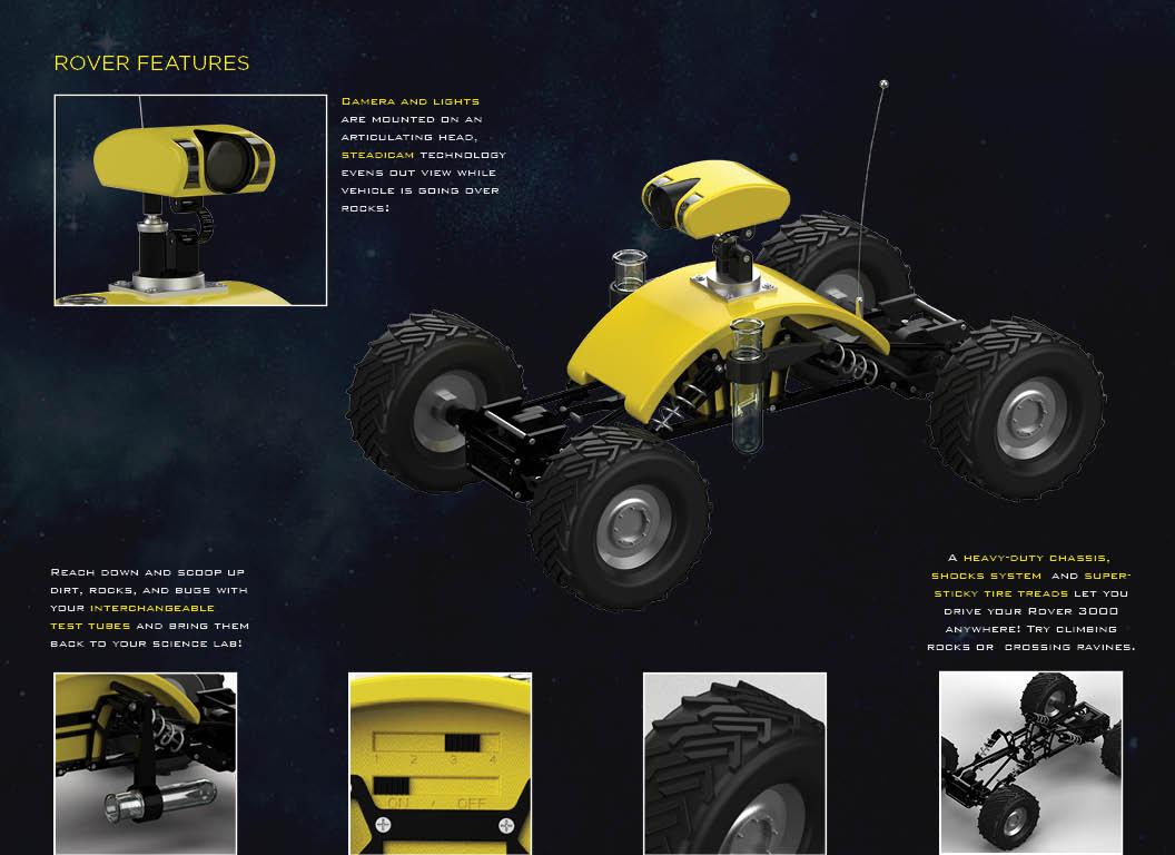 Tonka Rover