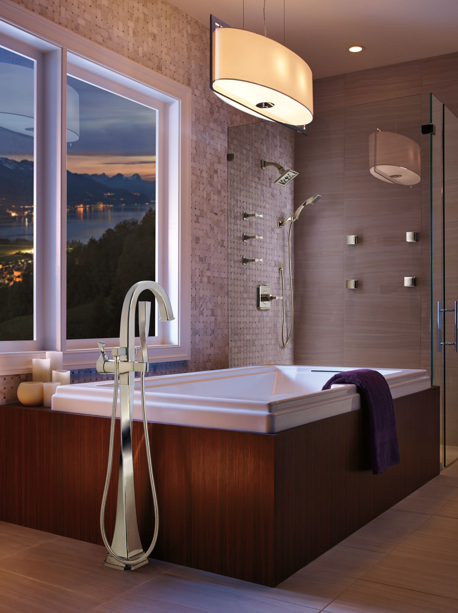 Brizo Virage Tub Filler