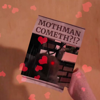 Falling for the Moth