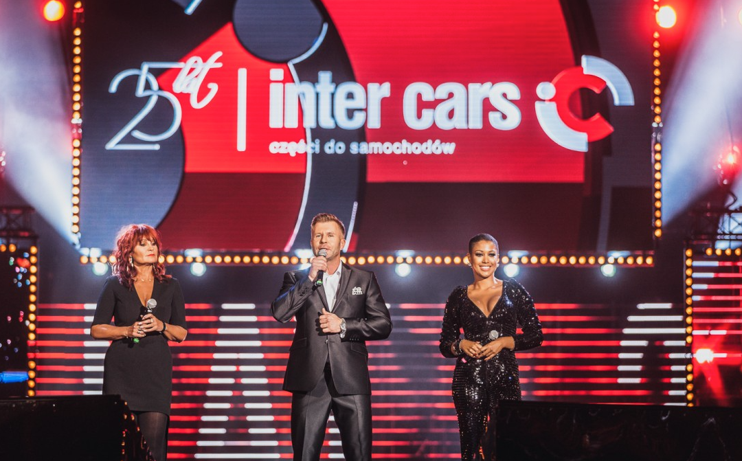 25TH ANNIVERSARY OF INTER CARS
