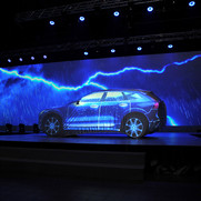 PREMIERE OF THE VOLVO XC60