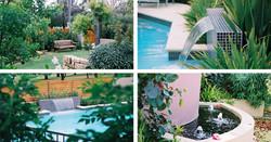 Water Feature Garden Designs Floreat