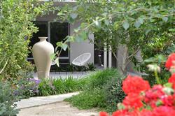 Courtyard Landscaping Applecross