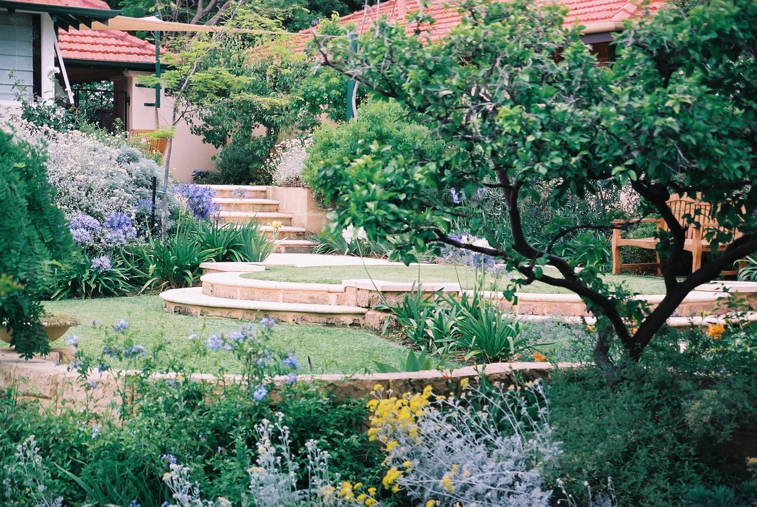 Garden Design Perth Landscapers
