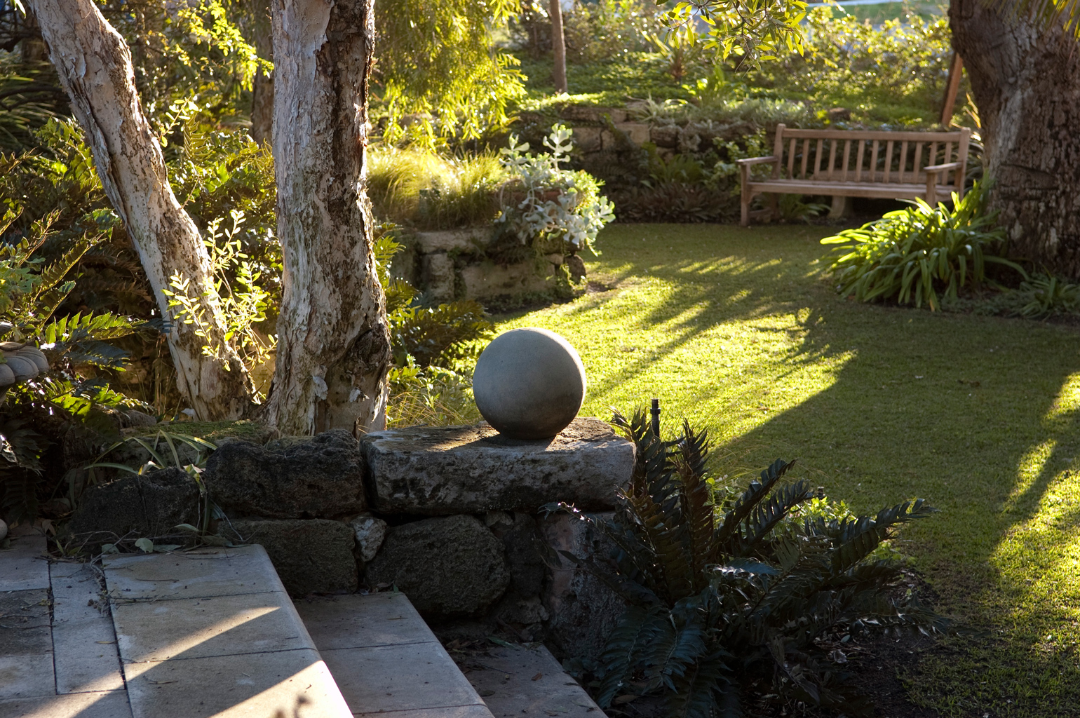 Garden Design and Landscaping Perth