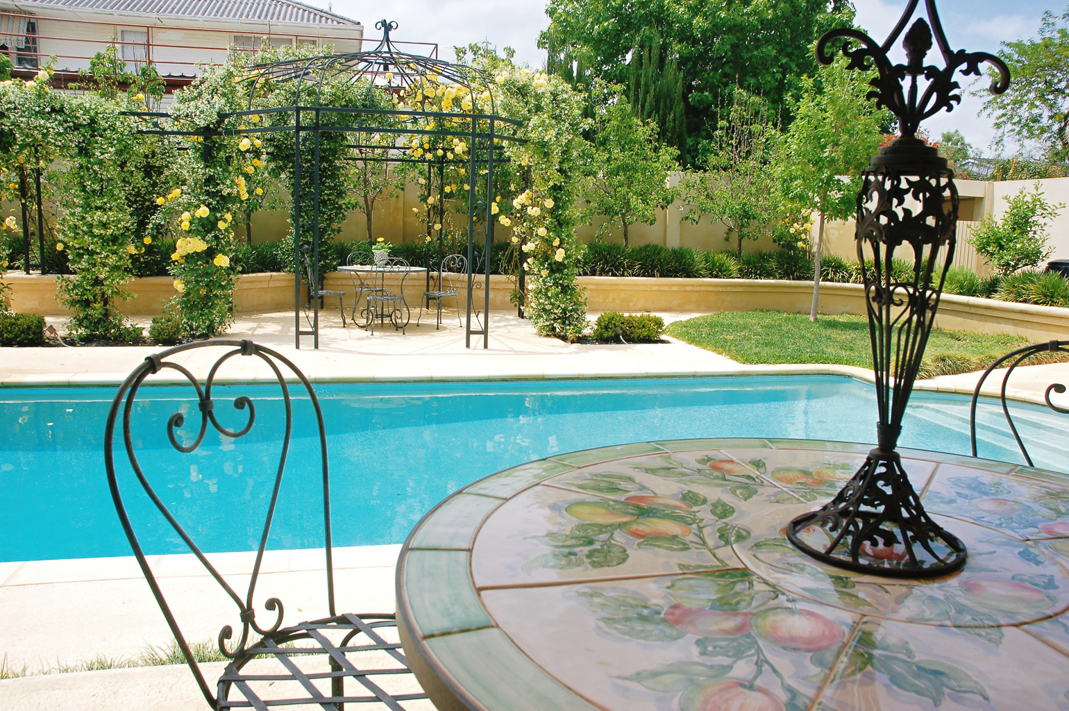 Pool Design & Landscaping Dalkeith