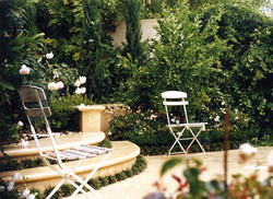 Courtyard Landscaping Subiaco