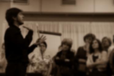 Fernando Depiaggi Conferencias de  Música Ára