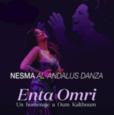 Enta Omri Show Nesma, colaboración musical Fernando Depiaggi