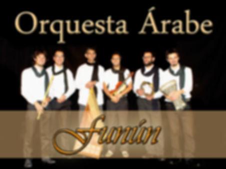 Orquesta Árabe Funún, director Fernando Depiaggi.Orquesta que recrea las músicas de los diferente paises que conforman el munodo árabe.