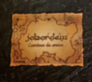 Fernado Depiaggi colabora en el ultimo disco de Jabardeus , Caminos de Arena