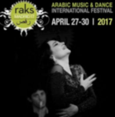 Festival Raks Madrid Arabic Music & Dance fernando Depiaggi miembro de la orquesta.