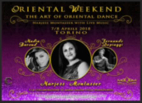 Fernando Depiaggi Oriental Weekend in Tu