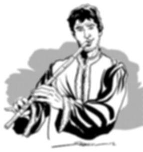 Caricatura de Fernando Depiaggi realizada por Sergio Mora https://www.deviantart.com/xearch