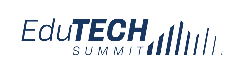 Edutech Summit Logo_Single colour_Dark B