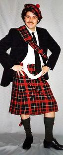 écossais