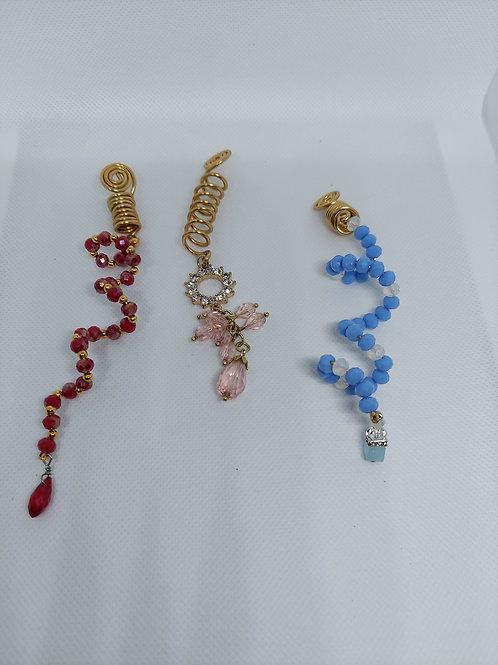 Loc Jewels-Crystal