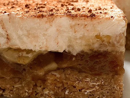 BANOFFEE SLICE