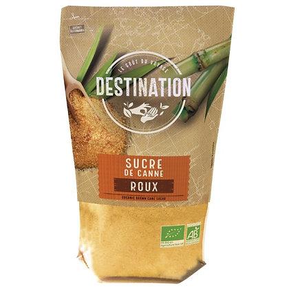 DESTINATION - Sucre de Canne Roux 1kg