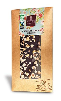 BOVETTI - Chocolat Noir Noisettes