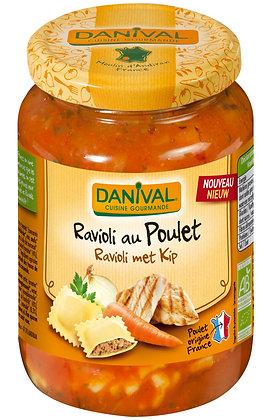 DANIVAL - Ravioli Poulet 670g
