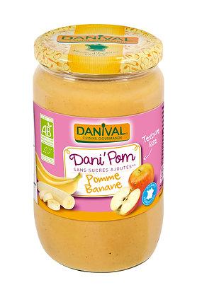 DANIVAL -Dani'Pom Banane 700g
