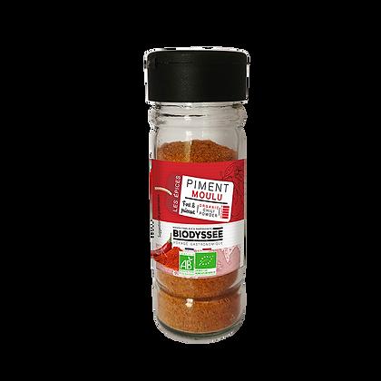 BIODYSSÉE - Piment Poudre 40g