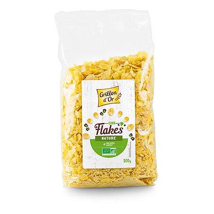 GRILLON D'OR - Corn Flakes Nature Sans Sucre 500g