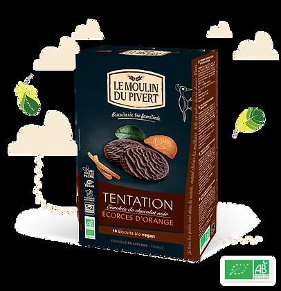 LE MOULIN DU PIVERT - Tentation Ecorces d'Orange Chocolat