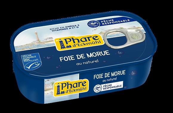 PHARE D'ECKMÜHL - Foie de Morue 121g