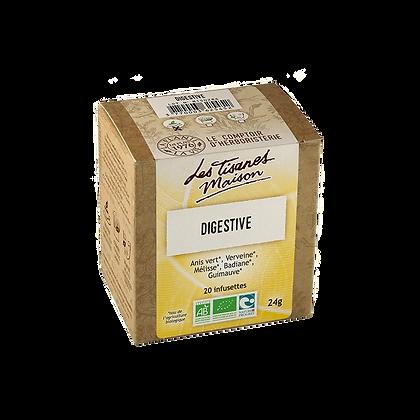 COMPTOIR DE L'HERBORISTERIE - Digestive x20 infusettes