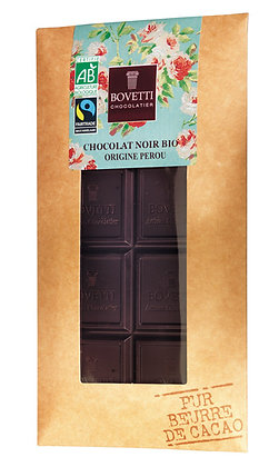 BOVETTI - Chocolat Noir 56% Pérou
