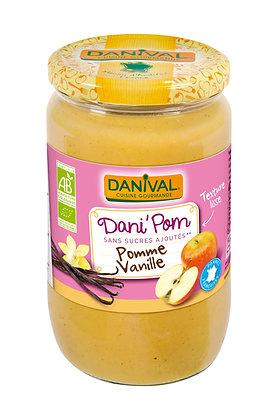 DANIVAL -Dani'Pom Vanille 700g
