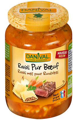 DANIVAL - Ravioli Bœuf 670g