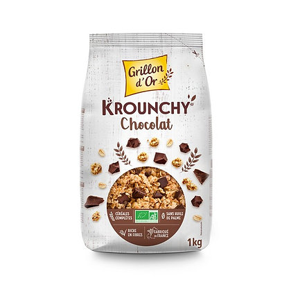 GRILLON D'OR - Krounchy Choco 1kg