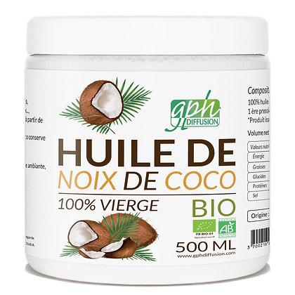 GPH - Huile de Coco 500ml