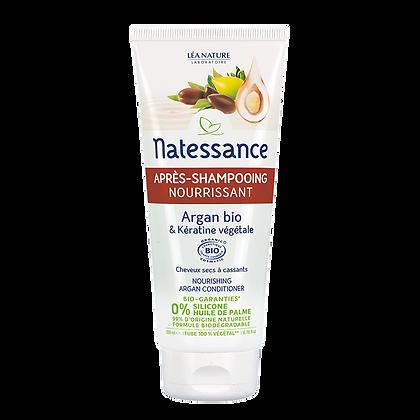 NATESSANCE - Après-Shampooing Argan 200ml