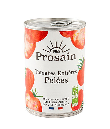 PROSAIN -  Tomates Entières Pelées 390g