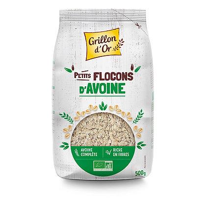 GRILLON D'OR - Flocons Avoine 500g