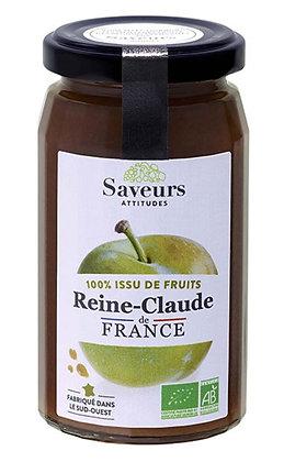 SAVEURS ATTITUDES - 100% Reine Claude 240g