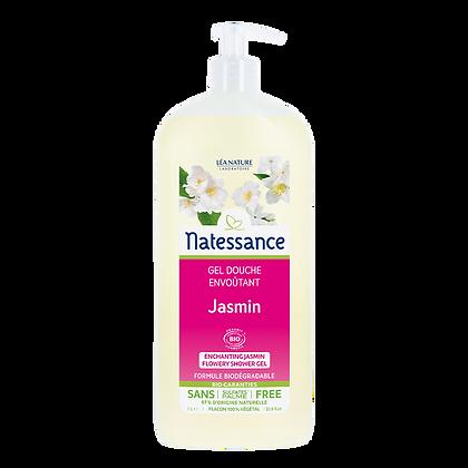 NATESSANCE - Gel Douche Envoûtant Jasmin 1L