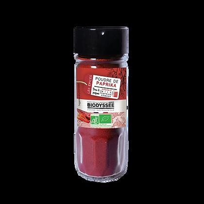 BIODYSSÉE - Paprika Doux Poudre 50g